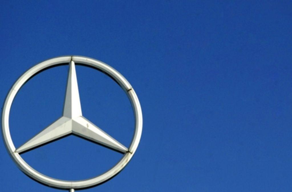 Kommt ein städtischer Betriebsprüfer bei Daimler in Frage? Foto: dpa
