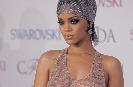 Hat sich Rihanna bei einem Fotografen ein paar Ideen für ihr Video geholt? Foto: Getty Images