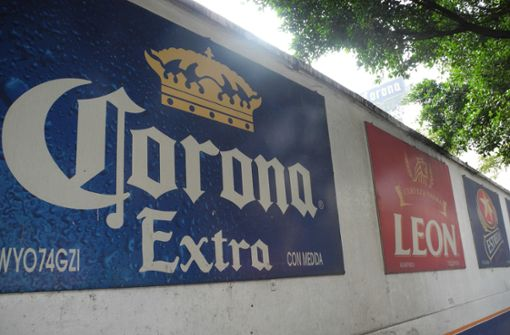 Corona-Bier äußert sich zum Coronavirus