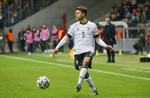 Linksverteidiger tritt aus Nationalmannschaft zurück
