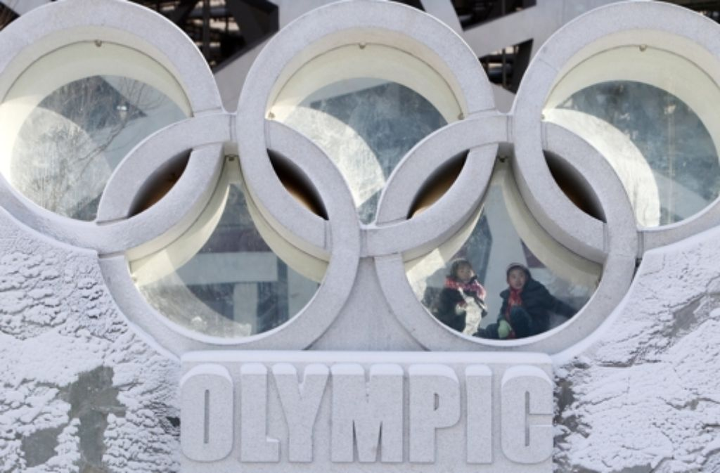 Die Olympischen Winterspiele 2022 finden in Peking statt. Foto: dpa