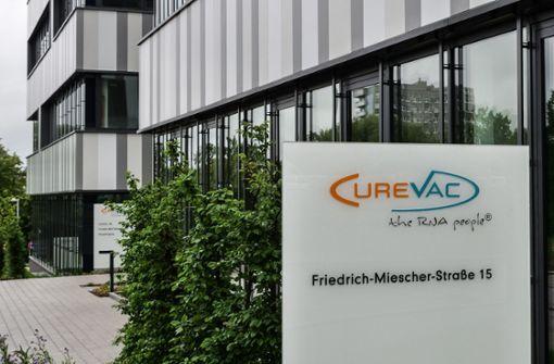 Pharmariese steigt beim Impfstoffforscher Curevac ein