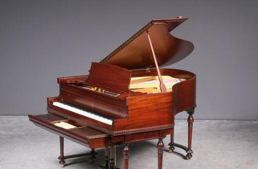 Wenn das Klavier wie von selbst spielt
