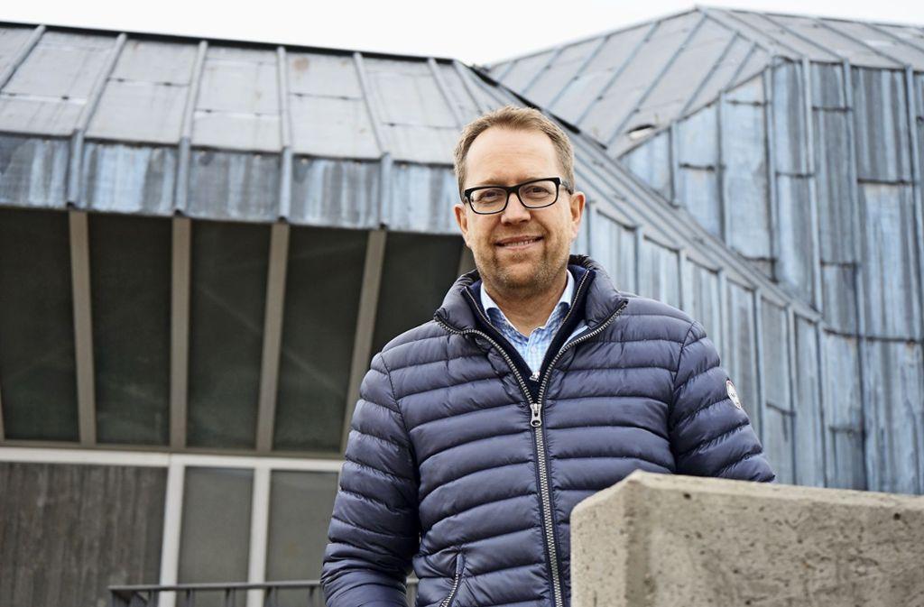 Diakon Martin Fischer will mit einem besonderen  Projekt die  Menschen wieder für die Kirche begeistern. Foto: Höfle (z)