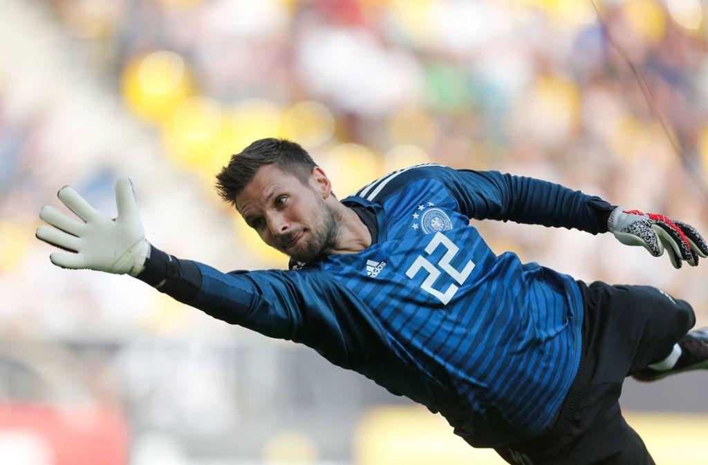 Sven Ulreich hat sich stark entwickelt. Foto: AFP