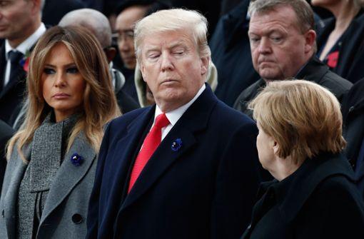 Deshalb mag der US-Präsident Deutschland nicht