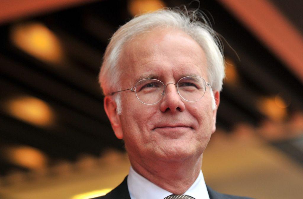 Harald Schmidt wird bald in der Staatsoper zu sehen sein. Foto: dpa-Zentralbild