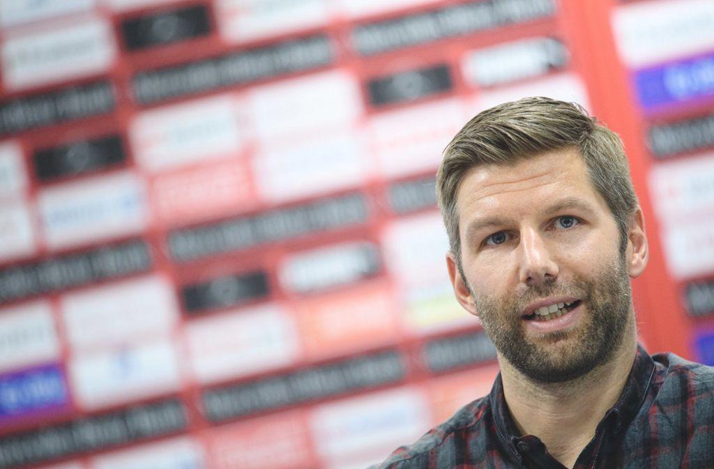Thomas Hitzlsperger ist neuer Sportvorstand beim VfB Stuttgart. Foto: dpa