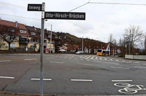 Kreisverkehr wird Realität