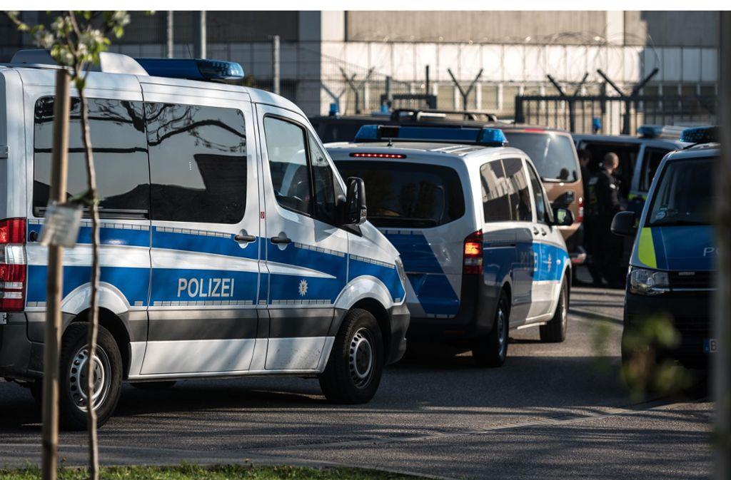 Der Prozess findet erneut unter strenger Bewachung statt. Foto: Lichtgut/Max Kovalenko