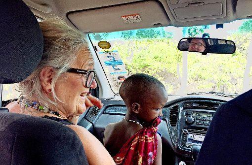 Eine Stiftung schickt Manager nach Afrika