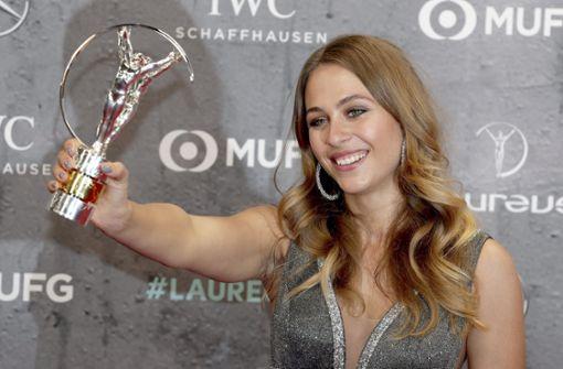 Sophia Flörsch für Comeback des Jahres ausgezeichnet