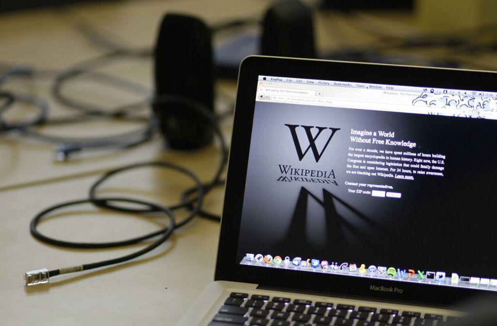 Die türkischen Behörden hatten das Onlinelexikon im April 2017  gesperrt. Foto: AP