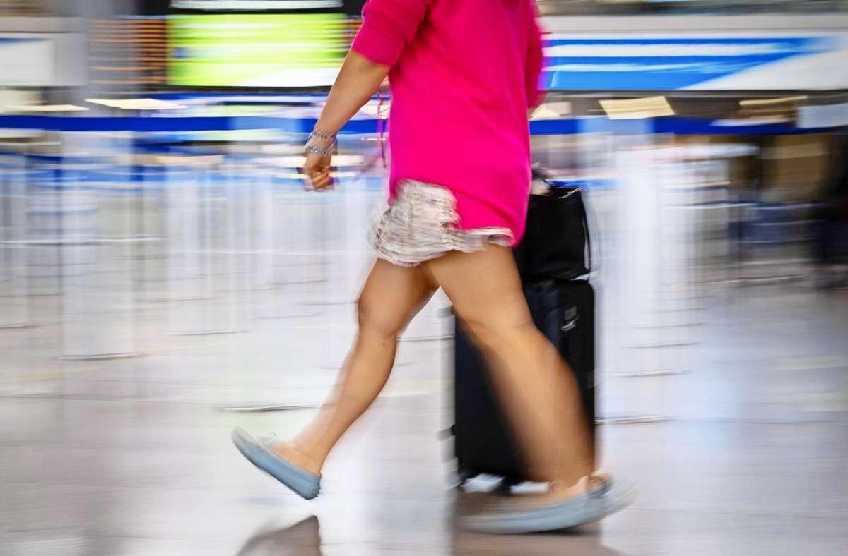 Die meisten Reisenden der Welt sind weiß. Foto: Lichtgut/Achim Zweygarth