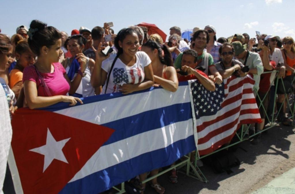 Kuba  und USA nähern sich wieder an. Foto: EFE