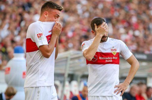 Warum es beim VfB Stuttgart plötzlich nicht mehr läuft