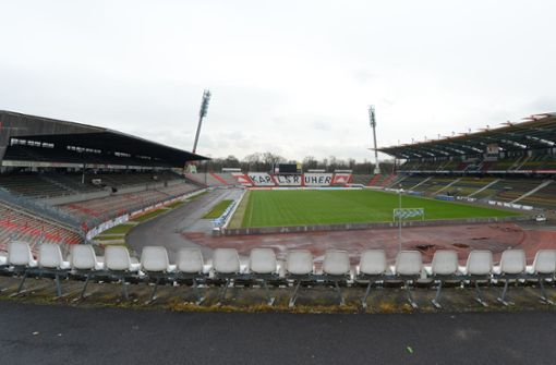 KSC droht Lizenzverweigerung für die 2. Bundesliga