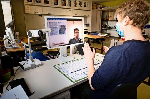 Online-Unterricht als  Fenster zur Welt