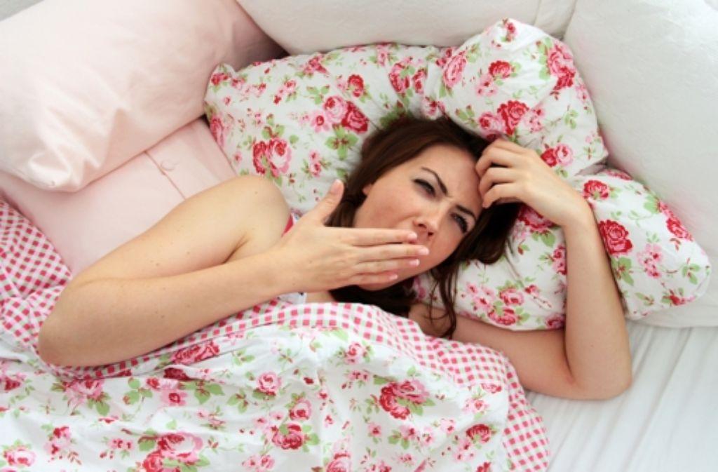 Müde? Die Franzosen bekommen immer weniger Schlaf, sagen Experten. Foto: dpa