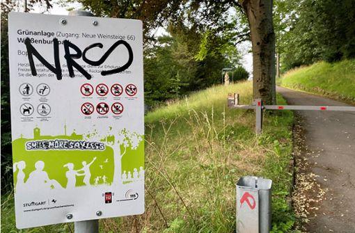 Das sagt das Gartenamt zum Zustand der Parks