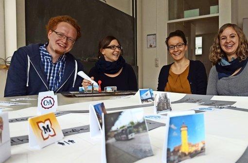 Barrierefreier Stadtplan fehlt