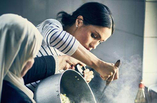 Vorwort im Kochbuch für die Frauen von Grenfell Tower