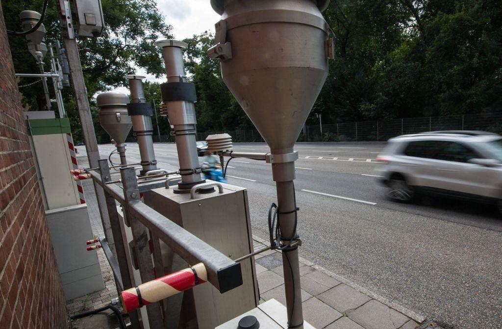 Fahrverbote für Ludwigsburg? Um das zu verhindern, braucht es Einigkeit. Foto: dpa