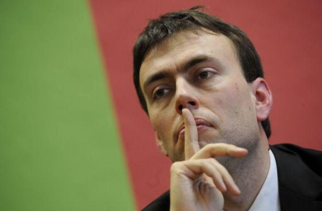 Nils Schmid (SPD) wirft der CSU Parteipolemik vor. Foto: dapd