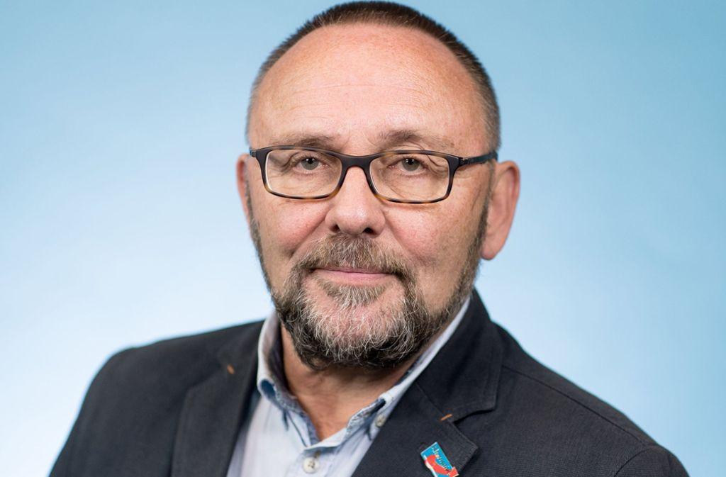 Frank Magnitz wurde am am Montagabend Opfer eines brutalen Angriffs. Foto: dpa