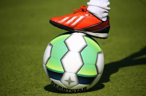 Wilde Prügelei bei Jugendfußballspiel