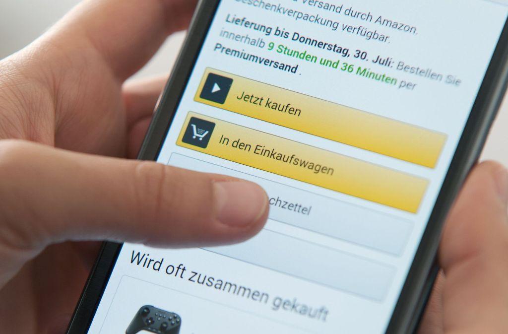 Wird Amazon bald zur Konkurrenz für Whatsapp und Co.? Foto: dpa