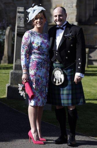 der schottische tennisstar andy murray hat am samstag seine freundin kim sears geheiratet ganz. Black Bedroom Furniture Sets. Home Design Ideas