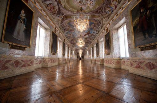 Ludwigsburger Schloss wird deutlich länger gesperrt