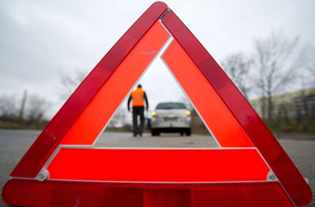 Ein Motorradfahrer starb kurz nachdem er mit einem Rehbock zusammenstoß (Symbolbild). Foto: dpa-tmn