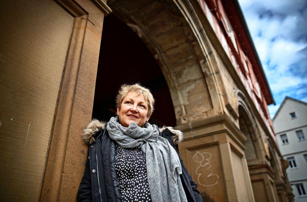 Martina Mohr möchte in Waiblingen einen Unverpackt-Laden eröffnen. Foto: Stoppel