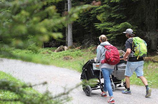 Wanderungen für Familien