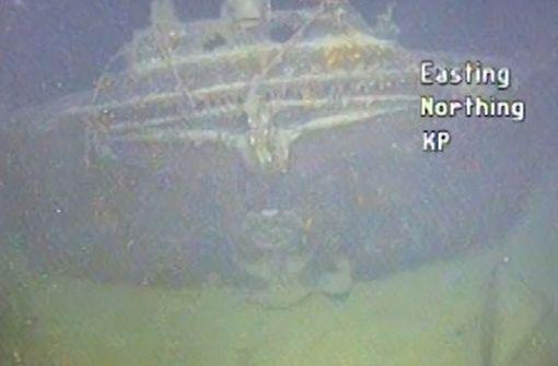 Deutsches Kriegsschiff nach 80 Jahren vor Norwegen entdeckt