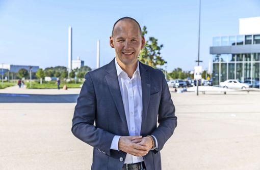 Marc Biadacz (CDU) will Breitbandausbau beschleunigen