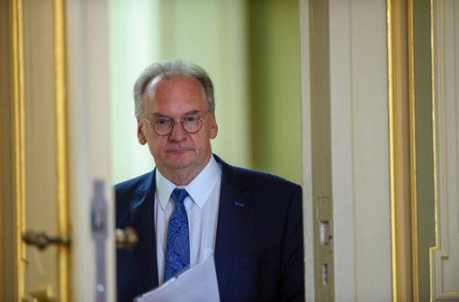Ministerpräsident Haseloff tritt wieder an