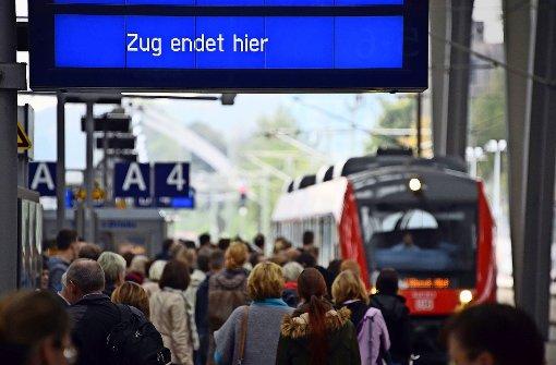 Zugausfälle: Der Protest organisiert sich
