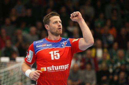 Handball-Nationalspieler Martin Strobel kündigt Karriere-Ende an