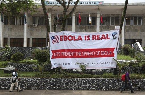 Experimenteller Impfstoff für Westafrika