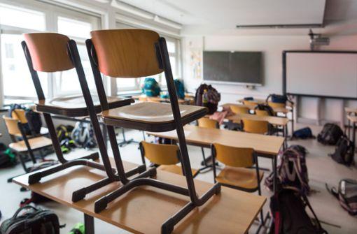 Eltern beklagen unzumutbaren Unterrichtsausfall