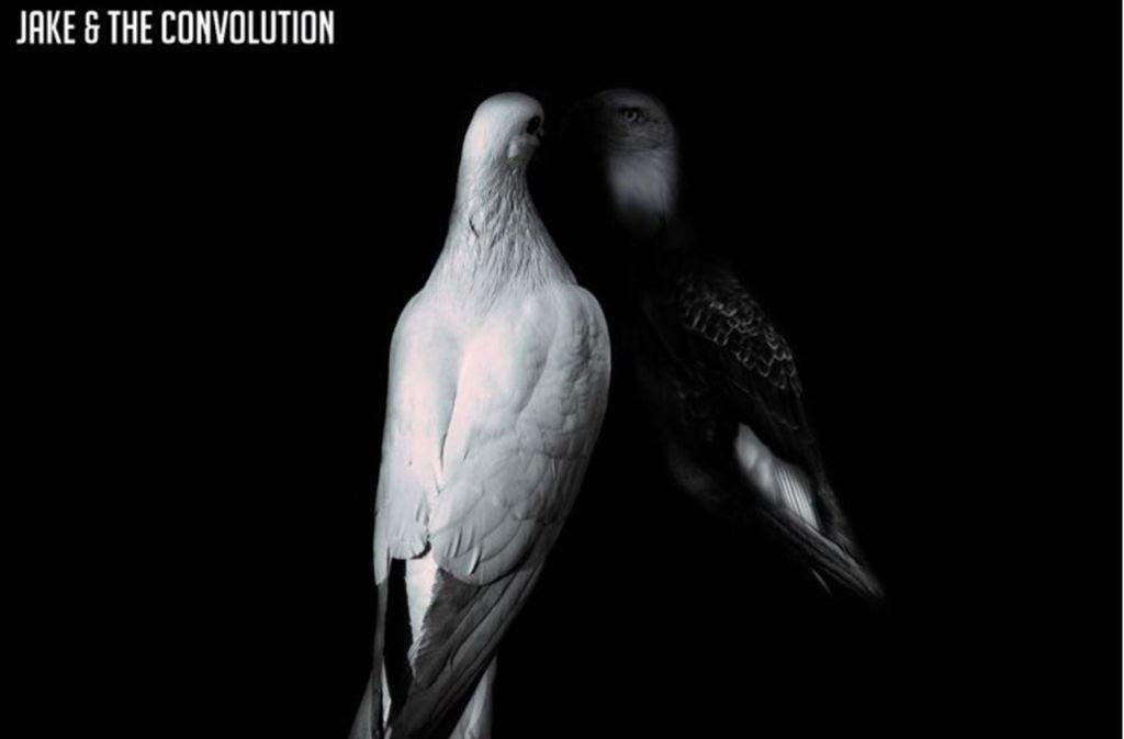 Das Cover zum neuen Album von Jake & The Convolution Foto: Promo