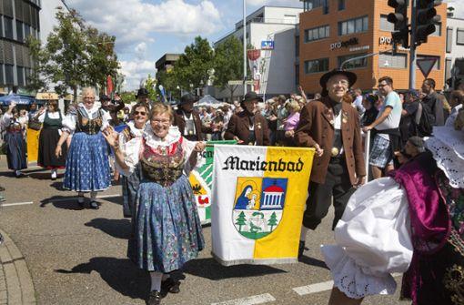 Die Egerländer laden zum Vinzenzifest