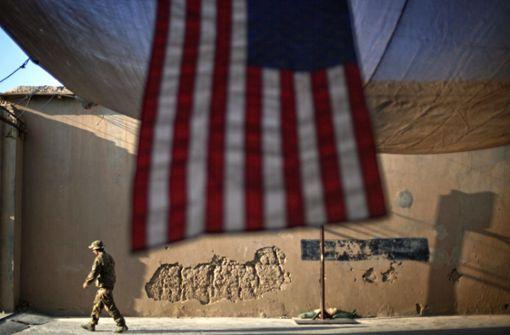 Taliban berichten von Abschuss eines US-Spionageflugzeugs