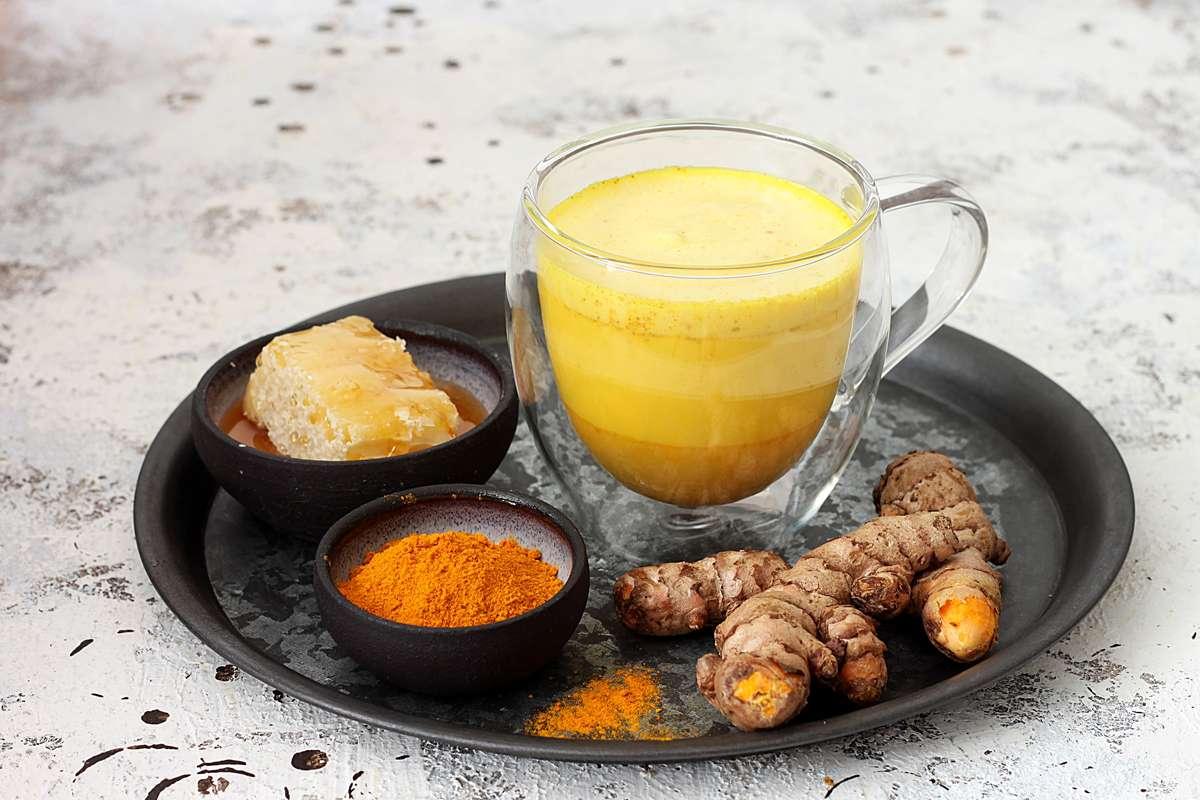 Goldene Milch: Gesunder Trend Foto: Viktoria Hodos/Shutterstock
