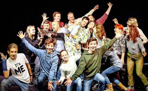 """Im Theaterstück """"Jedermann"""", eine Koproduktion des Theaters der Altstadt mit der Evangelischen Kirchengemeinde Stuttgart-West, wirken Profi- und Laiendarsteller mit. Premiere ist am 31. Januar."""