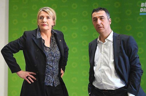 Grünen-Chef: Kämpfen statt klagen