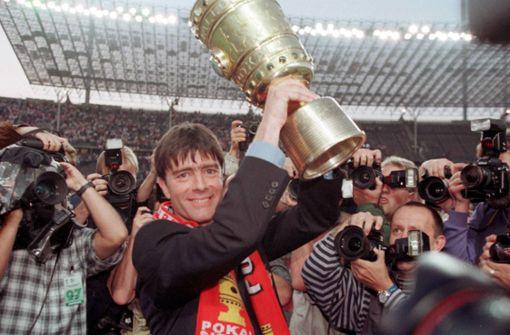 Als Joachim Löw den VfB zum Titel führte